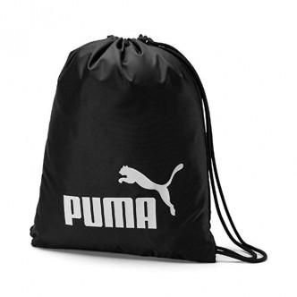 Puma Gym Sack Nero/Bianco 075753-01