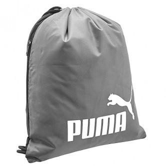 Puma Gym Sack Grigio/Nero 075753-02