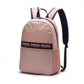 PUMA - Zaino Phase Backpack II col. Rosa cod. 075592-10