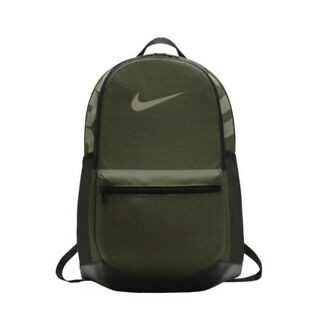 Nike Zaino Brasilia M Verde BA5329-344