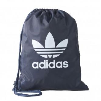 Adidas Gym Sac Trefoil Blu Navy BK6727