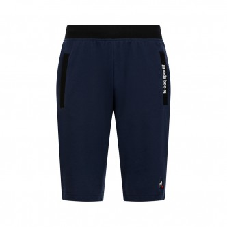 PANTALONCINO ESSENTIELS REGULAR BLU