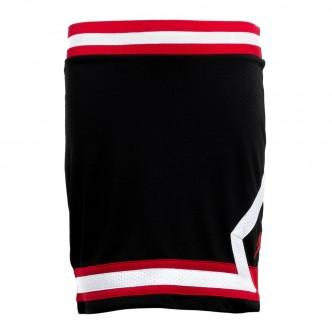 Jordan Recon Mesh Skirt Nero/Rosso/Bianco 455894-023