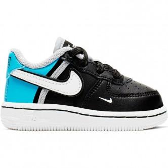 Nike Force 1 LV8 2 (TD) Azzurro/Grigio/Nero CI1758-001
