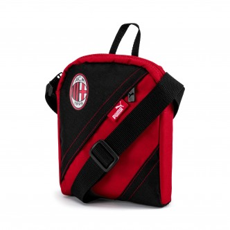 PUMA - ACM City Portable Bag col. Rosso/Nero cod. 075942-01