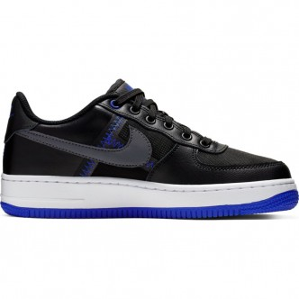 Nike Force 1 LV8 1 (GS) Nero/Bianco/Blu AV0743-002