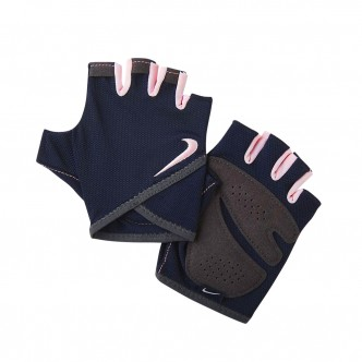Nike - Woman Essential Fitness Gloves col. Ossidiana/Antracite/Rosa cod. N0002557473