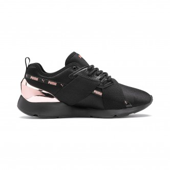 Puma Muse X-2 Metallic Nero/Rosa 370838-01
