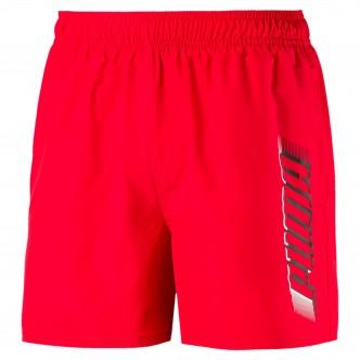 Puma - ESS+ Summer Shorts col. Rosso cod. 843727-11