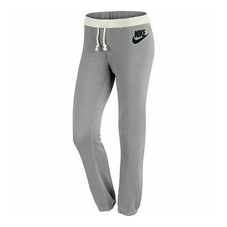 Nike Rally Small Futura Pants Grigio 585719-063