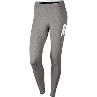 Nike Pantacollant NSW Grigio/Bianco 803648-063