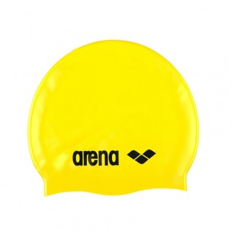 Arena Training Classic Silicone Junior Giallo 9166290