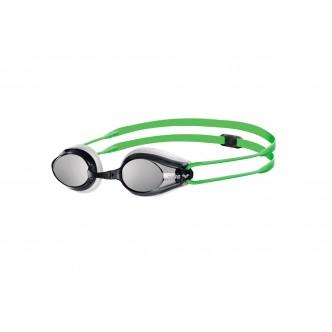 Arena Occhialini Racing Tracks Mirror Grigio/Bianco/Verde 9237066