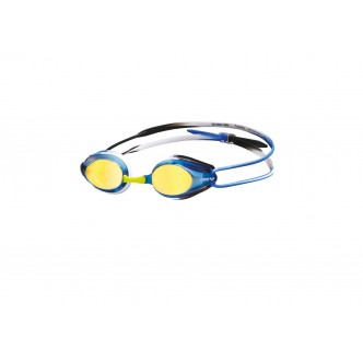 Arena Occhialini Powerskin Racing Gear Blu/Bianco/Giallo 92370775