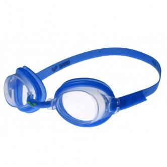 Arena Occhialini Bubble 3 Junior Azzurro 9239570