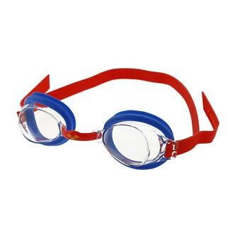 Arena Occhialini Bubble 3 Junior Azzurro/Arancione 92395-56