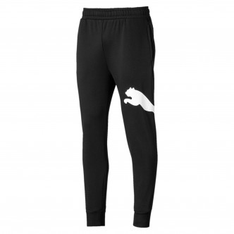 Puma Big Logo Pants FL Nero 580569-01