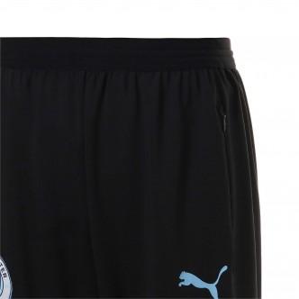 Puma MCFC Training Pants PRO Nero/Celeste 755800-17