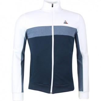 TRI SAISON FZ Sweat Bianco/Blu 1920491