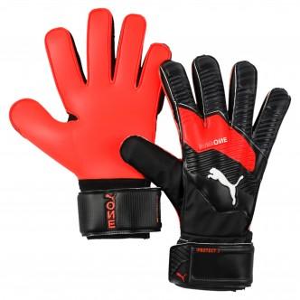 Guanto Puma One Protect 3 Rosso/Nero 041635-01