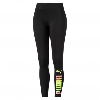 Puma Essential Graphic Leggins Nero 843705-61