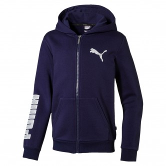 Puma KA Sweat Jacket Blu 580325-06