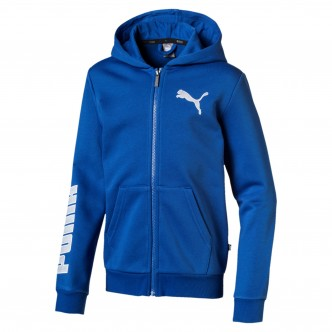 Puma KA Sweat Jacket Azzurro 580325-39