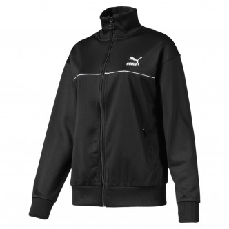 Puma Classic Poly Track Jacket Nero 595205-01