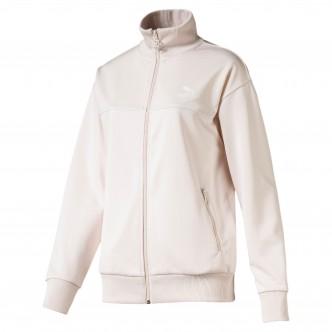 Puma Classic Poly Track Jacket Rosa Pastello 595205-23