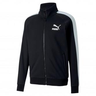 Puma Iconic T7 Track Jacket Nero 595383-01