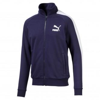 Puma Iconic T7 Track Jacket Blu 595383-06
