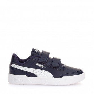 Puma Caracal V (PS) Blu/Bianco 370530-03