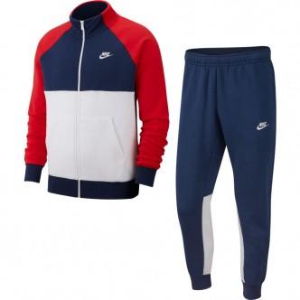 Nike Sportswear Rosso/Blu/Bianco BV3017-410