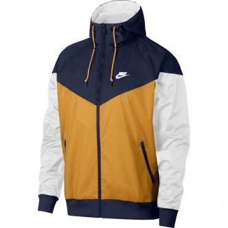 Nike Sportswear Windrunner Blu/Bianco/Giallo AR2191-727