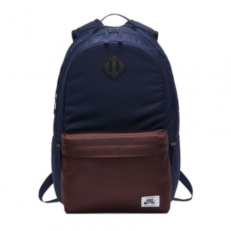 Nike SB Icon Backpack Blu/Marrone BA5727-452