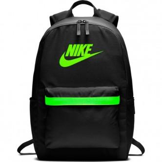 Nike Heritage 2.0 Nero/Verde Fluo BA5879-010