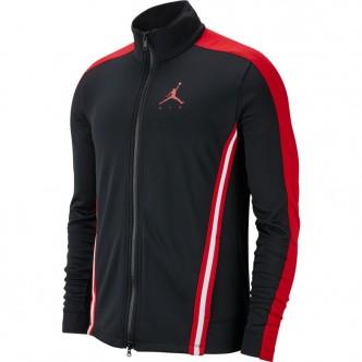 Jordan Jumpman Classics Hoodie Nero/Rosso/Bianco AV1830-010