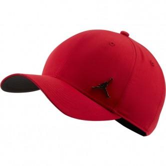 Jordan Classic99 Metal Jumpman Hat Rosso 899657-688