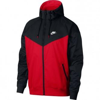 Nike Sportswear Windrunner Nero/Rosso AR2191-659