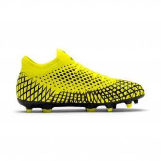 Puma Future 4.4 FG/JR Giallo/Nero 105696-03