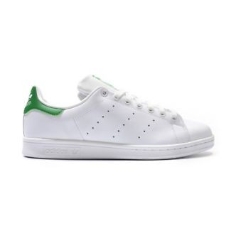 Adidas Stan Smith Bianco/Verde M20324