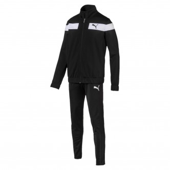 Puma Techstripe Suit Op. Nero/Bianco 580480-01