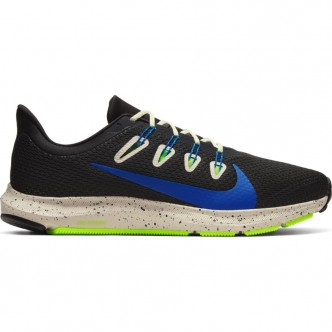 Nike Quest 2 SE Nero/Blu CJ6185-001