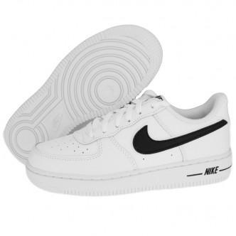 Nike Force 1 3 BiancoNero BQ2459 100