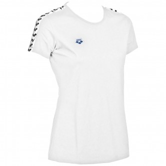 Arena Team T-Shirt Bianca 001225-101