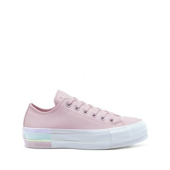 Converse Chuck Taylor All Star Lift Low Rosa 566250C