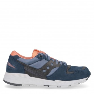 Saucony Azura Weathered Luxury Blu/Marrone 70465/02