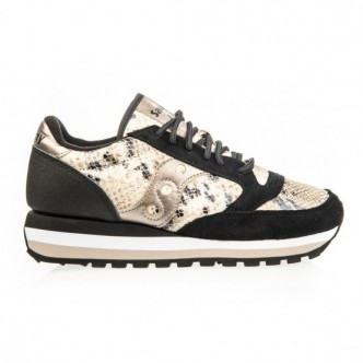 Saucony Jazz Triple Snake Nero 60467/02