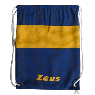 Zaino  SACCA Easy    Misure 36x46 cm Tessuto NYLON   Zeus Sport. ASSORTITI