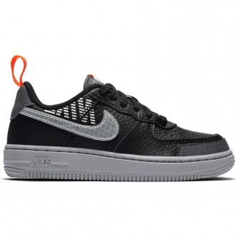 Nike Force 1 LV8 2 (PS) Nero/Grigio CK0829-001